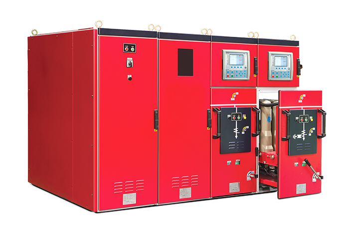 Draw-out Solid Insulated Switchgear(D-SIS)