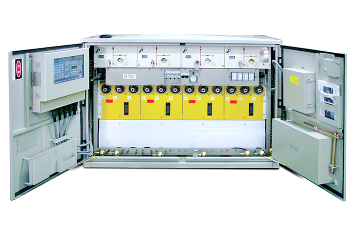 Solid Pad Mount Switchgear